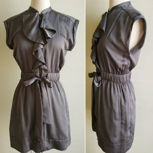 Armani Exchange Satin Dress